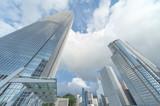 Fototapeta City Skyline of Hong Kong