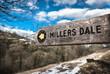 Постер, плакат: Millers Dale 2