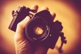 Fototapeta Vintage Photography Concept