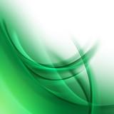 Piękne Zielone Fale