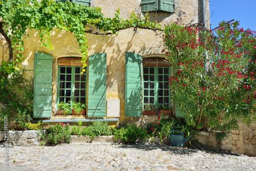 Poster  Vaison la Romaine, Provence, France