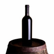 fine wine - blurred style photo