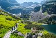 Path to Granaty peaks