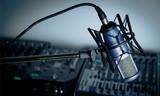 Fototapety Radio, Recording Studio, Studio.