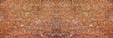 Fototapety Brick wall panaroma