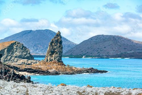 View of Pinnacle Rock