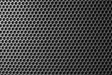 metal mesh of speaker grill texture - 85360925