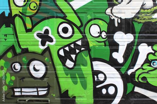 Street art - 85365943