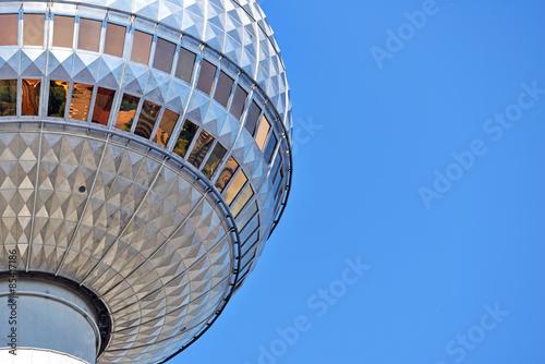Naklejka Berlin TV Tower