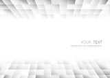 Fototapety Vector : Abstract gray business background