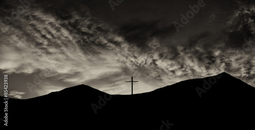Cross On the Mountaintop