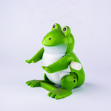 frog , wind up toys