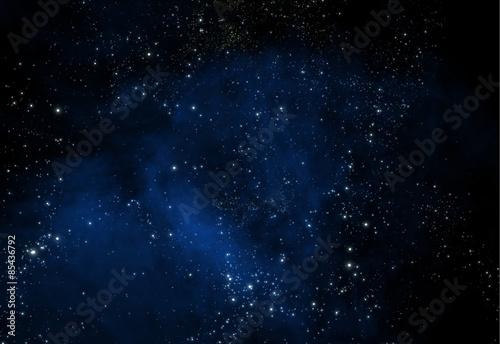 Fototapeta Space galaxy