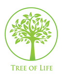 symbol of the tree of life poster