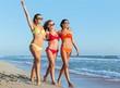 Cancun, bikini, beach.