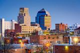 Durham, North Carolina Skyline