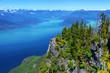 Howe Sound in British Columbia, Canada