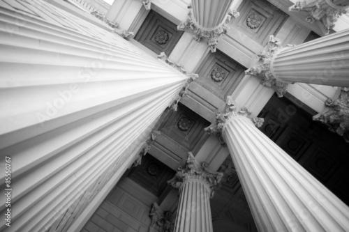 Poszter Architectural Columns