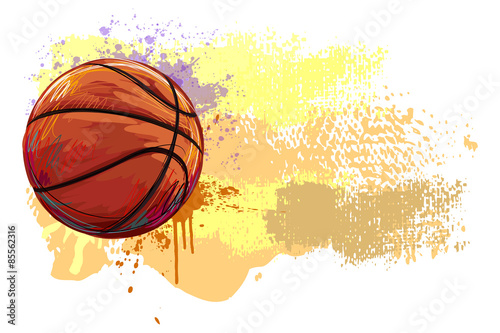 Basketball Banner.