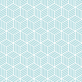 Fototapety Cube light pattern background. Vector background bleu green