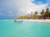 Fototapeta Praia na República Dominicana