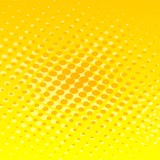 Fototapeta żółte tło