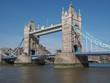 roleta: Tower Bridge in London