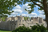 Fototapeta Tower of London in City of London - London UK