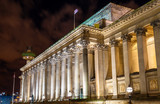 Fototapeta St. George's Hall in Liverpool - England