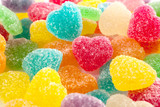 Fototapety Colorful sweet candies
