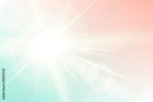 Abstract blurred bokeh vector background