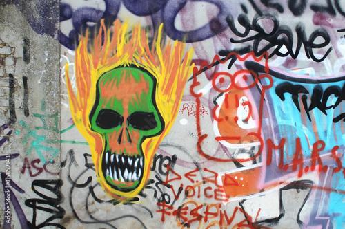 Poster Street-art