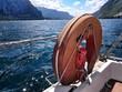 Zdjęcia na płótnie, fototapety, obrazy : Sailing on the lake
