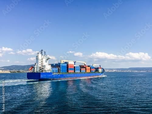 Aluminium Zeilen Yük gemisi