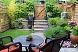 Small garden. - 85907321
