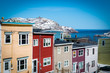 St. John's Harbour and Row Houses