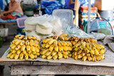 bananas Pisang Mas poster