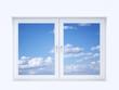 Sky in the window - 85975521