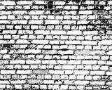 Fototapety Brick wall detail texture