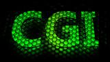 CGI - Common Gateway Interface poster