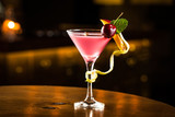 Fototapety Pink cocktail
