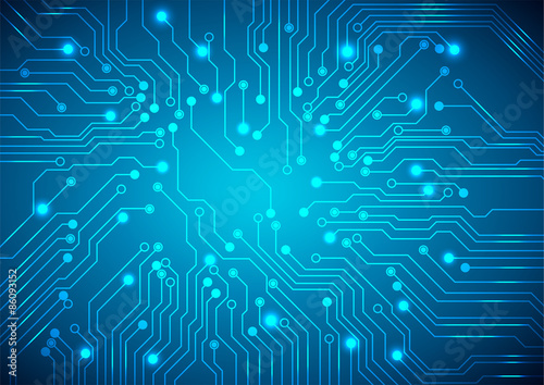 abstract technology circuit board vector background buy photos rh apimages com Black Circuit Board Wallpaper Black Circuit Board Wallpaper
