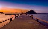 Fotoroleta Sunset in Buzios. Rio de Janeiro, Brazil