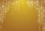 magic yellow background