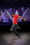 Fototapety African American Hip Hop Dancer