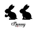 Fototapety Bunny design