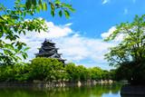 Fotoroleta 日本,広島城