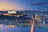 Bratislava. Image of Bratislava, the capital city of Slovakia.