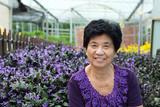 Fototapety Asian senior citizen