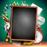 Fototapety School background